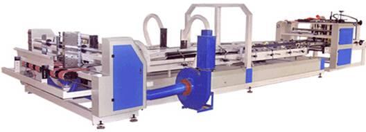 Automatic box folder gluer machine