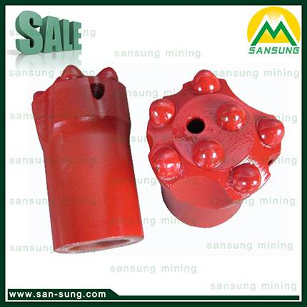 Rock Drilling Taper Button Bit
