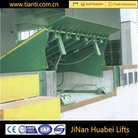 Quality Pit loading ramp hydraulic platform