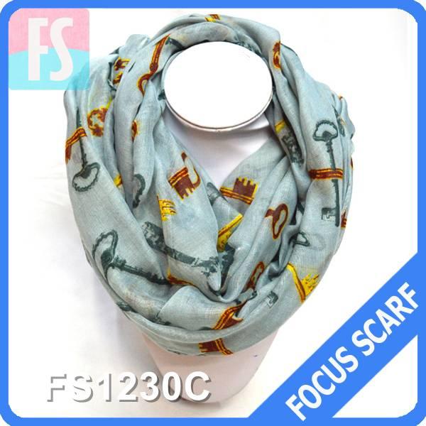 2014 fashion wholesale lady scarf factory china
