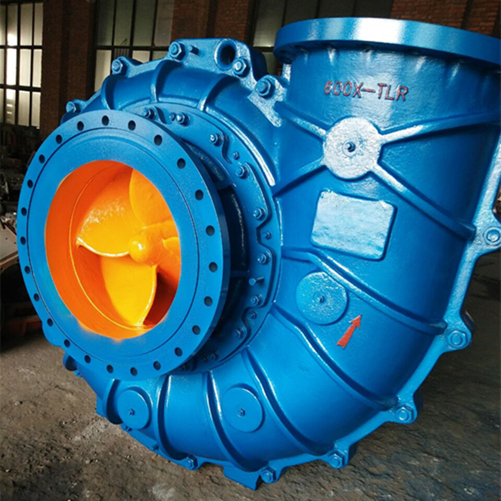 TL(R) Series Advanced process abrasion resistant desulfurization pump