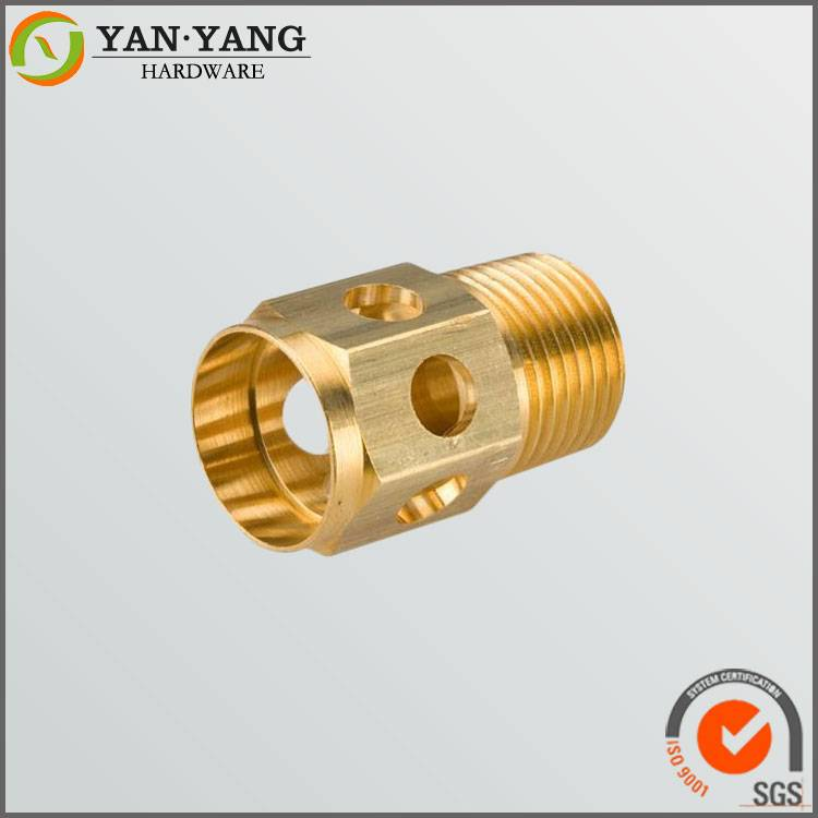 Custom cnc brass parts,precision brass machining parts,cnc turning parts via drawings