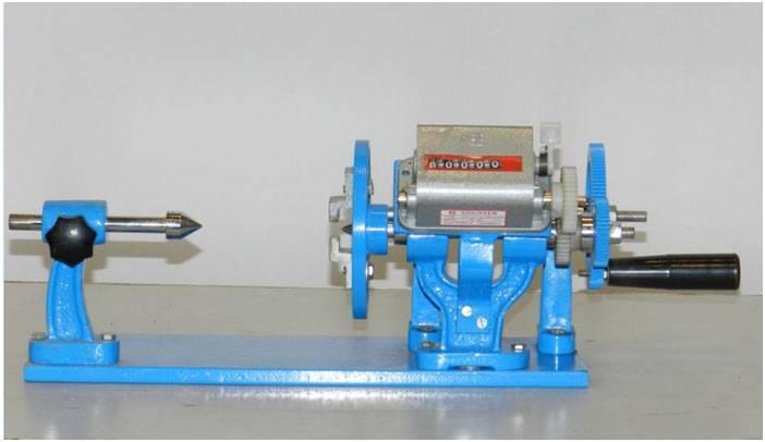 Manual winding machines
