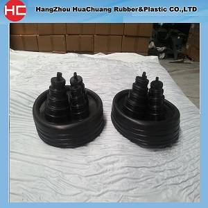 Supply custom rubber bellows dust cover