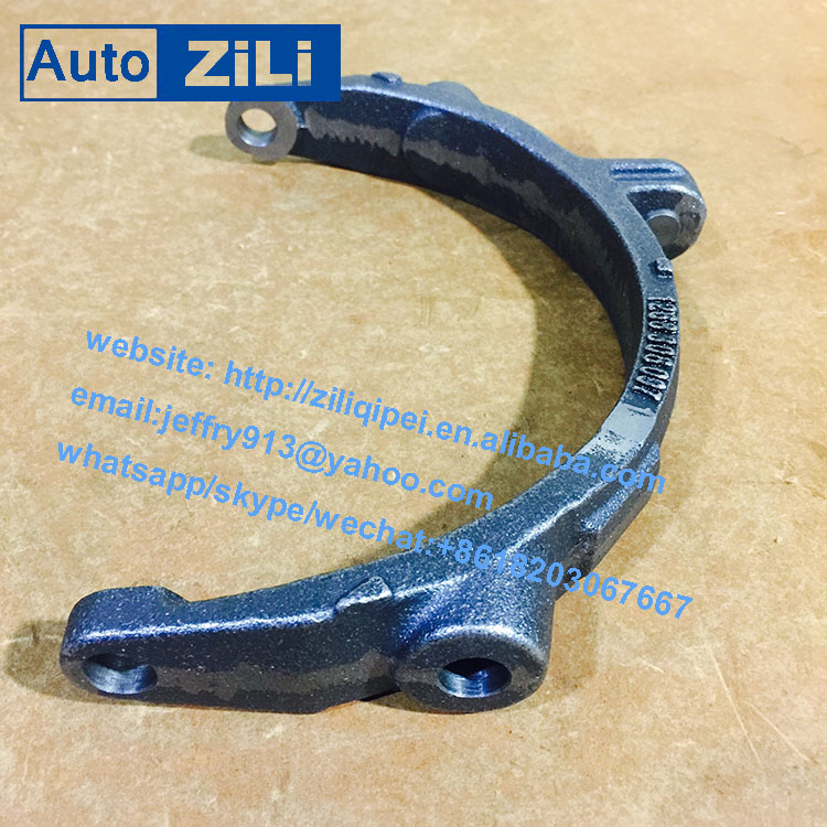 High quality HOWO truck s6-90 s6-100 s6-160 gearbox spare parts 40Cr forging shift fork 1268306097