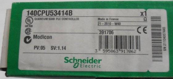 Schneider Modicon 140 PLC, Quantum 140 PLC