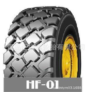 Radial OTR Tyres loader Tyres 17.5R25 excellent traction and stability