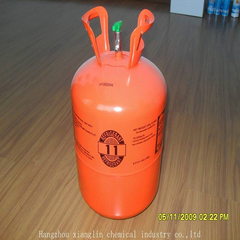 R11 Refrigerant Gas with High Purity