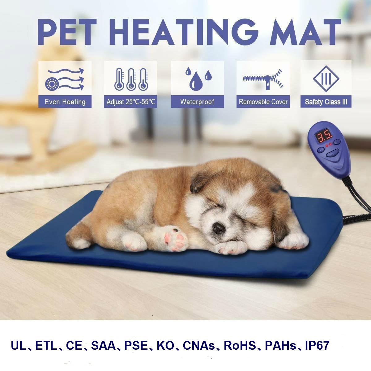Pet heating pads