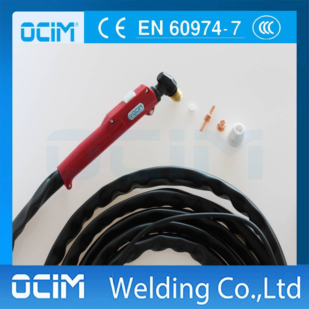PT31 AIR Plasma Cutter Cutting Torch with 5m Length
