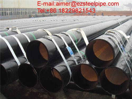 API 5 CT electric resistance welding steel pipe /OCTG