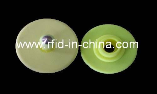 LF/HF RFID Animal Ear Tag-02