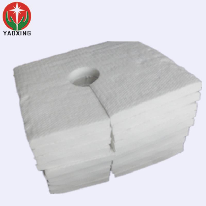 steam boiler insulation refractory ceramic fiber blanket