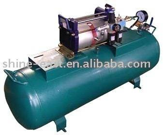 Air Pressure Booster System