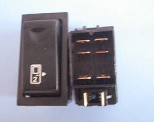 higer bus middle door switch 37E01-27109B Genuine higer bus