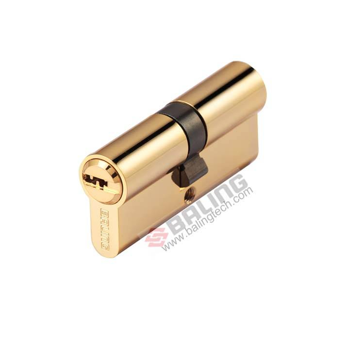 BALING security lock cylinder key cylinder famous factory
