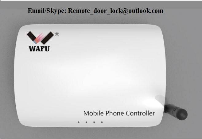 WAFU Telephone Controller of WAFU Smart Remote Lock