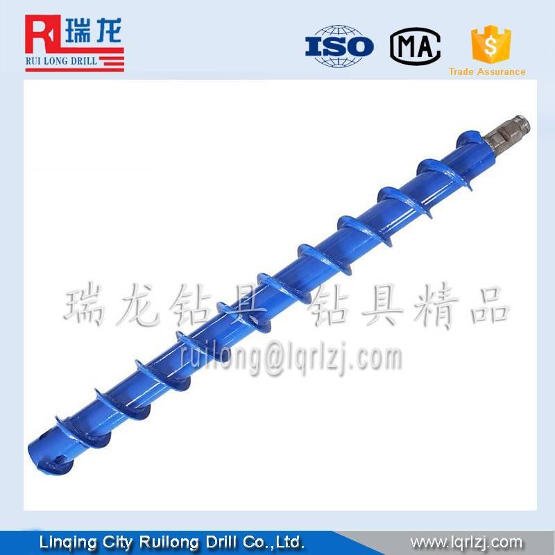 89mm diameter drill rod F24 match 110mm drill bit