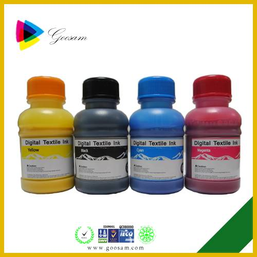 Digital textile ink for epson printers