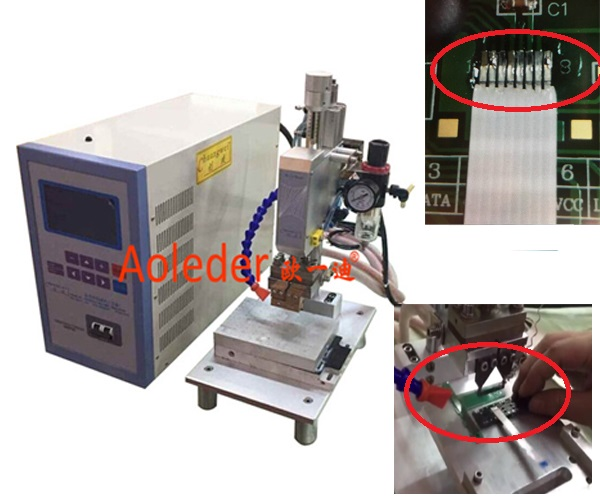 Pulse Heat Bonding Machine for PCB Line