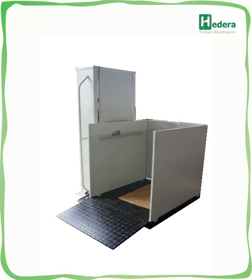 1-3m Residential Vertical Platform Wheelchair Lift