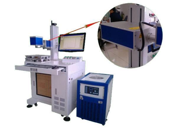 Diode precision laser marker