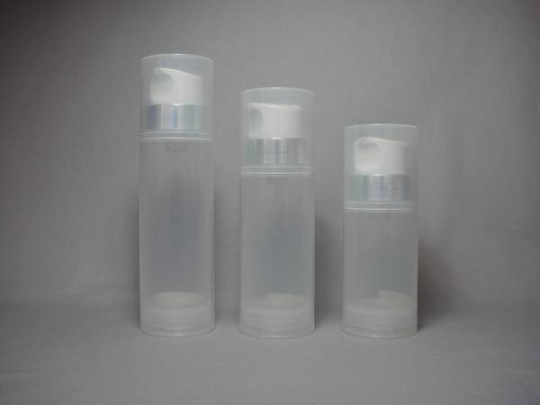 Airless lotion bottle,cosmetic  pump  bottle