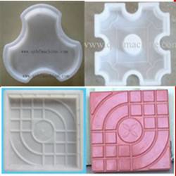 plastic molds for concrete paver,kerbstone