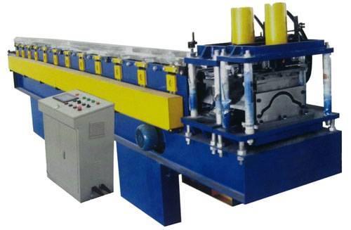 Ridge Cap Roll Forming Machine