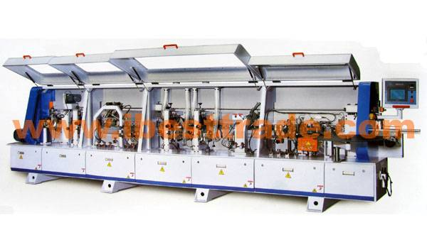 E25D AUTOMATIC EDGE BANDING MACHINE
