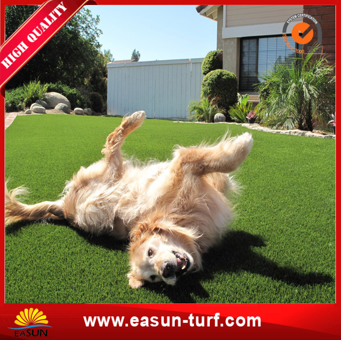 Landscaping Natural Looking Synthetic Turf Mat Artificial Grass-MY
