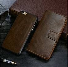 2 in 1 leather wallet case