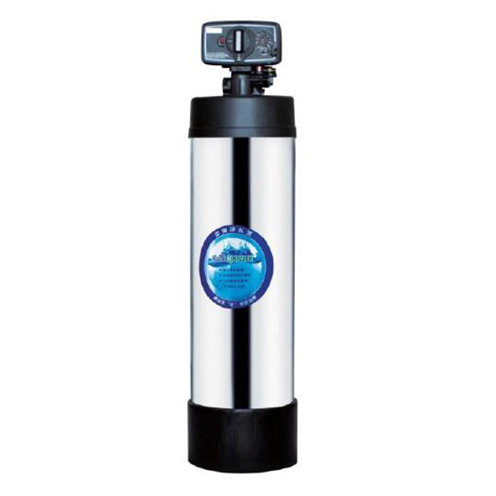 Sell Central water purifier 2T per hour, stainless steel housing, auto flush