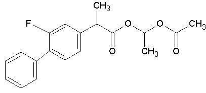 Hurbiprofen Axetil CAS 91503-79-6