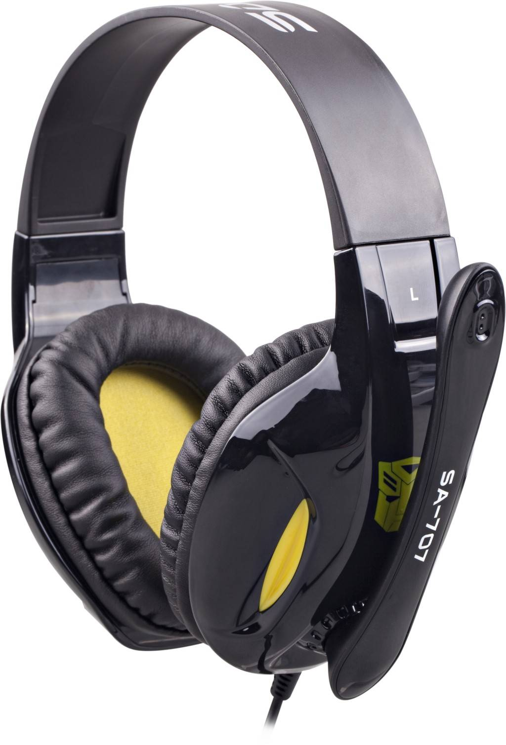 CE/RoHS Headphone for Computers, UV Painting (SA-707)