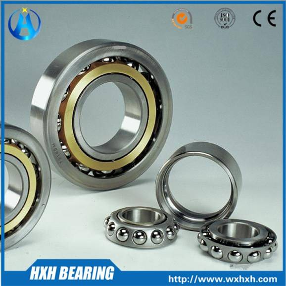 7205B Angular contact ball bearing  ABEC-5 GCr15