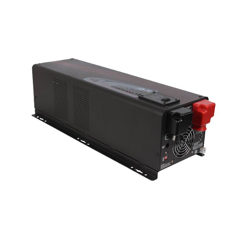 Low Frequency MPPT Solar Inverter 1000W 2000W 3000W with 40A/60A in-built MPPT Solar Charge Controll