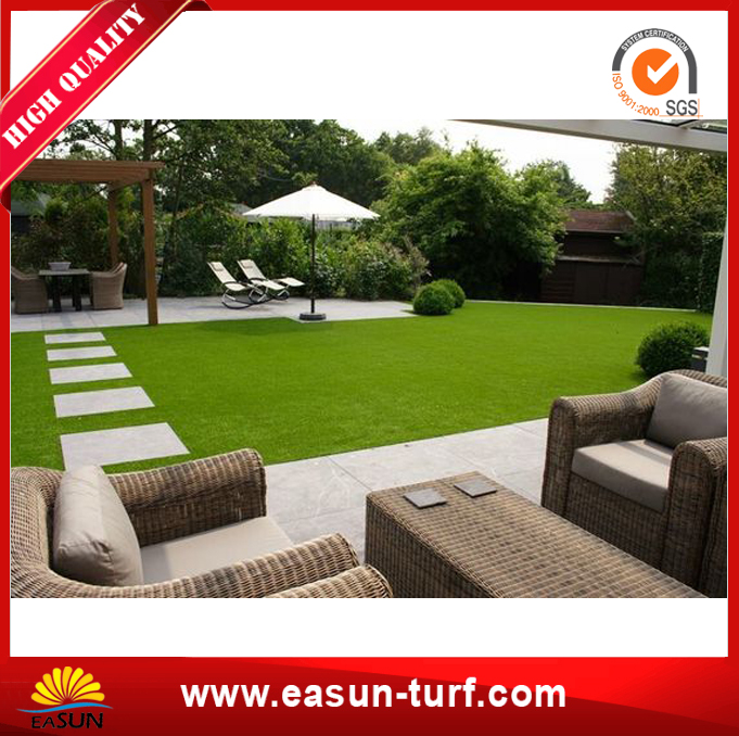 Recycle Artificial Grass Fake Turf for Garden Landscape-MY