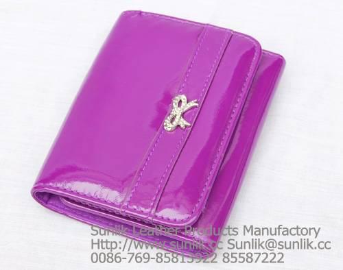 PVC wallets