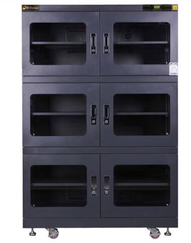 N2 cabinet for storing semiconductor products