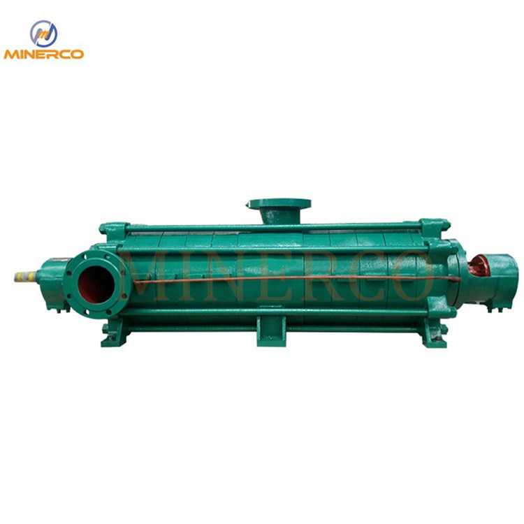Horizontal Multistage Diesel Engine Booster Clear Water Pump