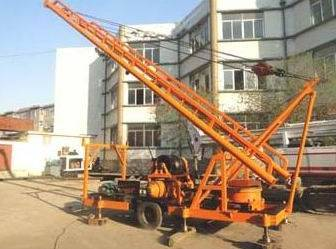 engineering and water well drilling rig CYT400