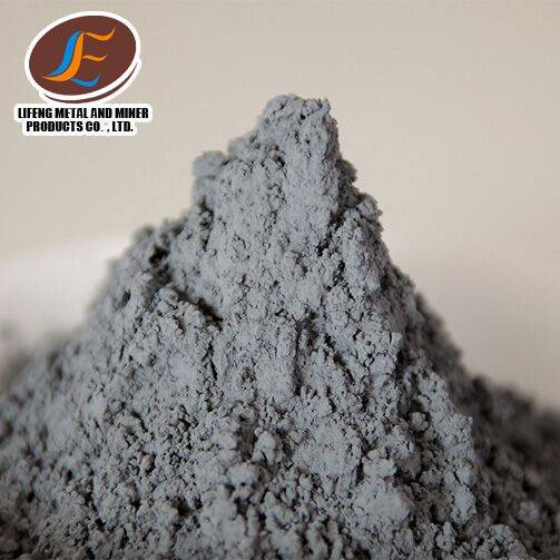 MG black silicon carbide powders
