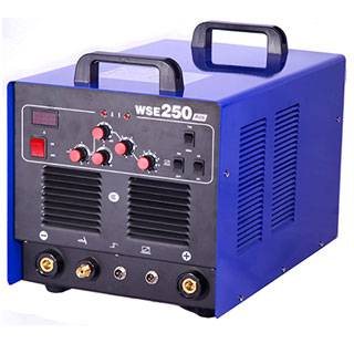 China best quality inverter DC tig weldig machine TIG250PACDC