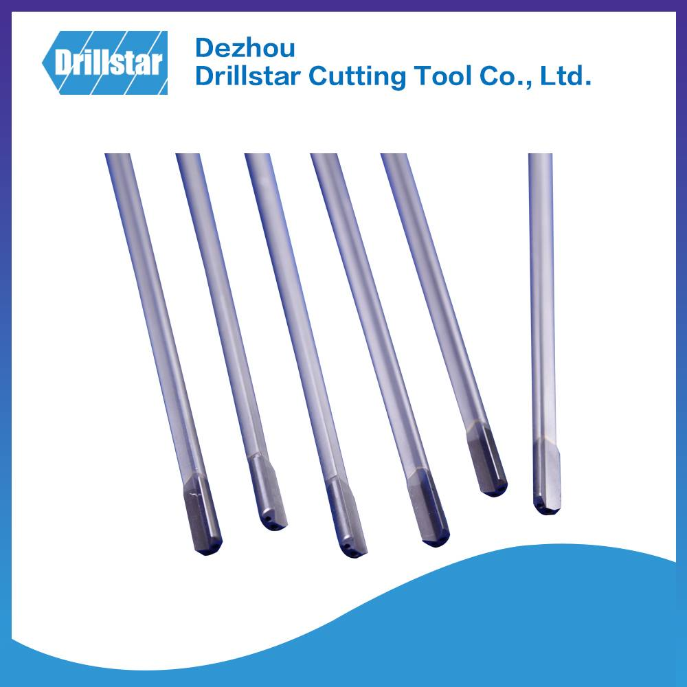 Drillstar High Quality Carbide Tip Gun Drill