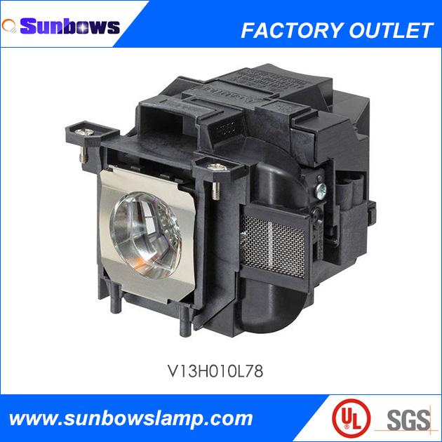 Original Compatible Projector Lamp ELPLP78 V13H010L78 for Epson PowerLite 1222