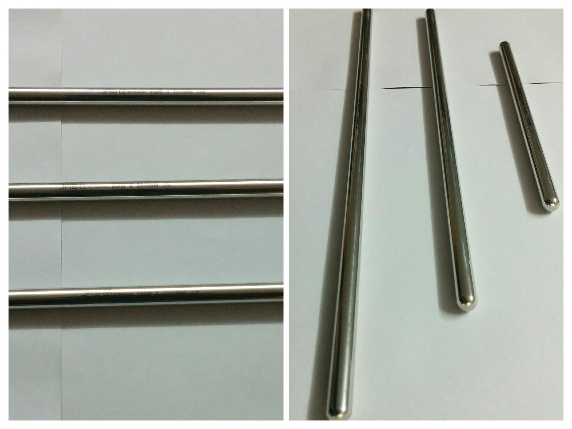Connecting Rod Orthopedic External Fixator
