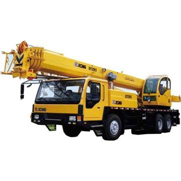 Xcmg 25 Ton Truck Crane Qy25k5-i Buy Direct From China