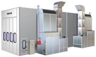 YK-15-50 big spray booth