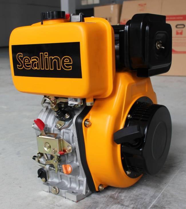 5KW Portable Air-cooled Diesel Engine